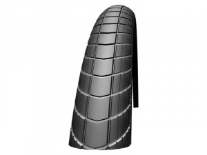 Schwalbe Buitenband 20x2.15 Big Apple Zwart