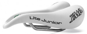 Selle SMP Fietszadel Lite Junior Wit
