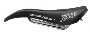 Selle SMP Race Fietszadel Evolution Zwart