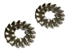 Serrated Disc M4 1 Piece