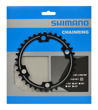 Shimano FC-9000 Dura-Ace Small Chainring 34t Y1N234000