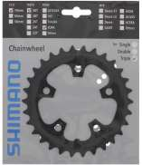 Shimano Chainring Fc-3503 30T Bcd 74Mm Black
