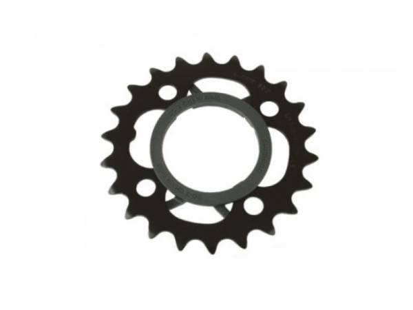 Shimano Chainring FC-M391/430 22T BCD 64 9S Black | chainrings_component