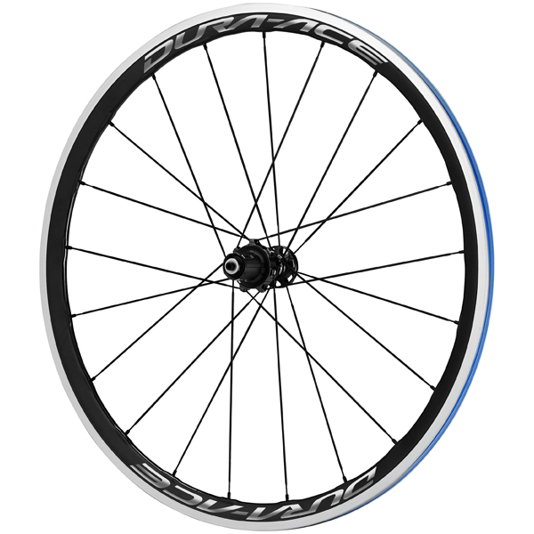 Shimano Dura Ace 9100 Achterwiel 11V Carbon 40mm 21 Spaaks