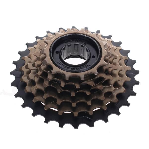 ruota libera bici da 6 velocità