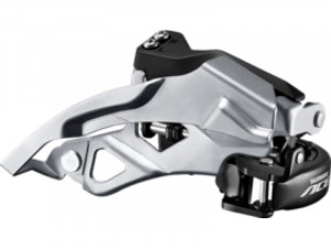 Shimano Voorderailleur Acera 3 x 9V Dual Pull 66-69 T-Swing