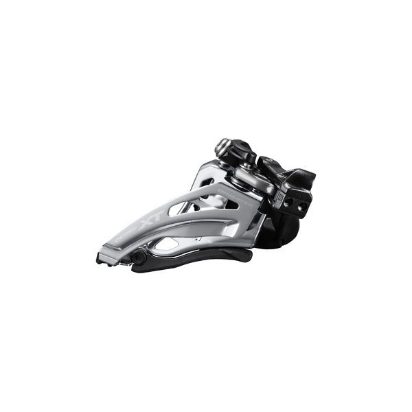 Shimano Voorderailleur Deore XT 2x11V Low Clamp Front Pull