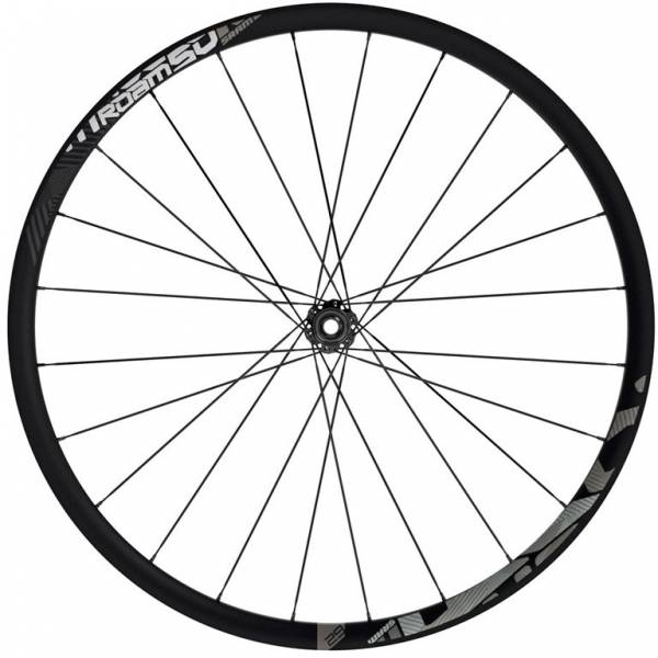 Buy Sram Rise 50 Front Wheel 29 Tubeless Boost Disc Carbon