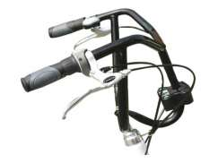 Steco Ukkie-Mee Mother Handlebar Matt Black