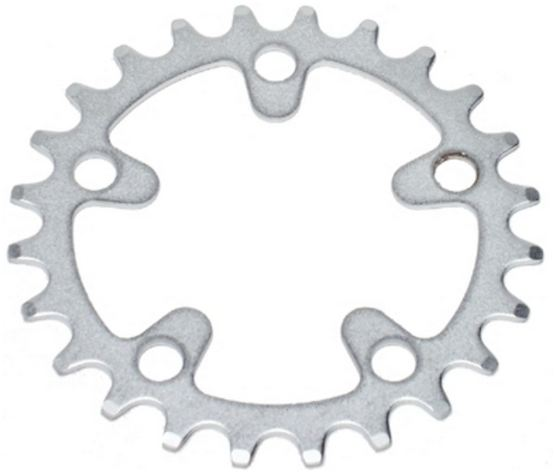 Stronglight Chainring Mtb 30 Teeth Silver | chainrings_component