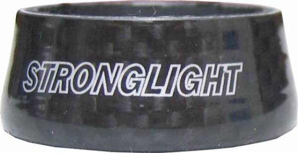 Stronglight Spacer 1 1/8 Inch 15mm Ergonomic Carbon