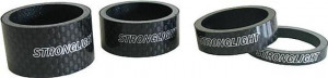 Stronglight Spacer Set Carbon 1 1/8 Inch 5/10/15/20mm