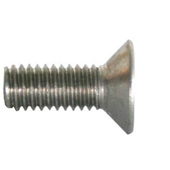 Sunken Hex Bolt M6x16 Stainless