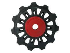 SunRace SP856HP Pulley Wheels 11S 2 Pieces - Black