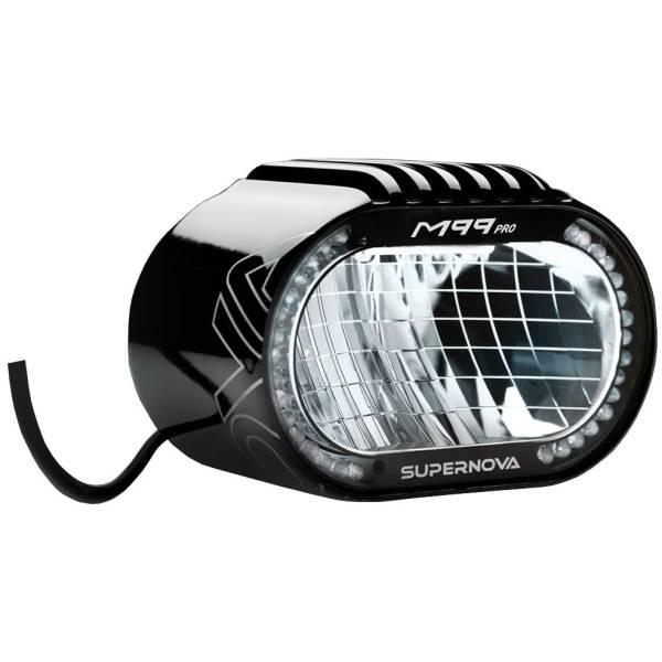 supernova m99 pro koplamp led e bike zwart kopen bij hbs. Black Bedroom Furniture Sets. Home Design Ideas