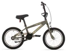 Tornado BMX Bicycle 16 Inch - Camouflage Green