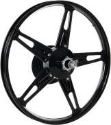 TranzX Rear Wheel MF05 Black