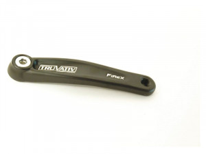 Truvativ FireX GXP Linker-Crankarm 175mm Zwart