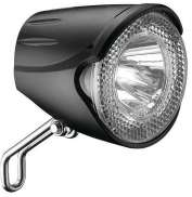 Union 4255 Headlight LED Dynamo - Black