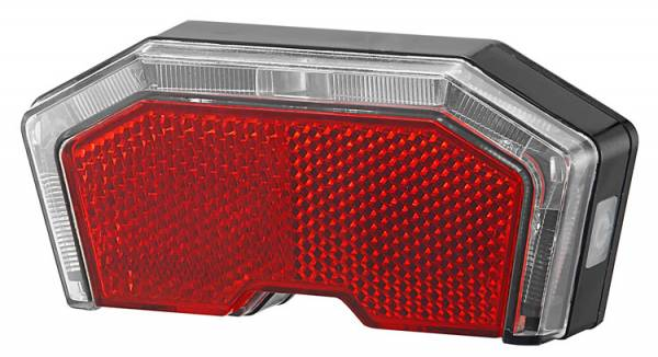 Union 4450 Bakljus LED Batterier 50/80mm - Svart