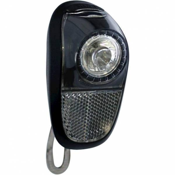 Union Koplamp Mobile Plus LED Dynamo Zwart