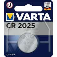 Varta Batterier CR2025 Litium 3Volt