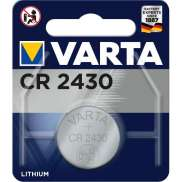 Varta Batterier CR2430 Litium 3Volt