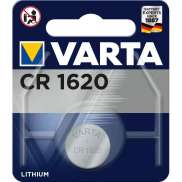 Varta Batteries CR1620 lith 3V