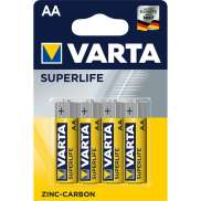 Varta Batteries LR06 AA-Cell Longlife Penlite 4 Pieces