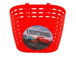 Volare Childrens Basket Cars - Red
