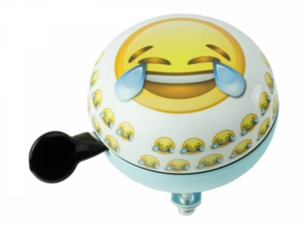 Widek Ding Dong Bicycle Bell Ø60mm - Emoticon Tears Eyes | Bells