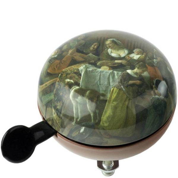 Widek Ding Dong Bicycle Bell Ø80mm - Jan Steen | Bells