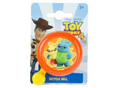 Widek Toy Story 4 Campainha Infantil On Mapa - Laranja