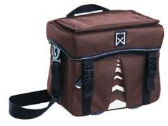Willex 1200 Manubrio Borsa Laterale 7 Litro -Marrone