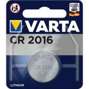 Varta Batterier CR2016 Litium 3Volt